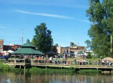 Mendon Boardwalk and Gazebo